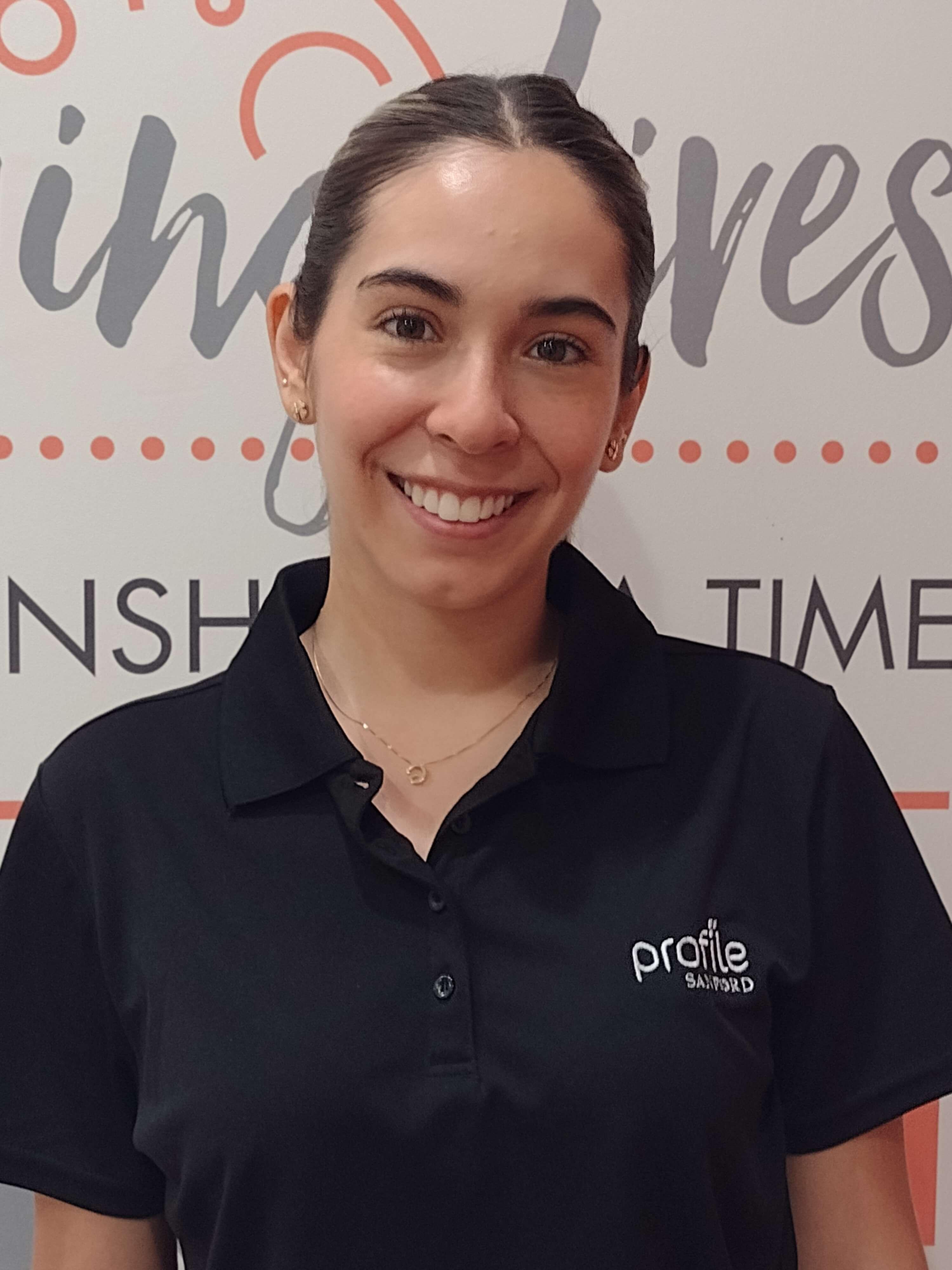 Gianella Diaz headshot - Profile by Sanford