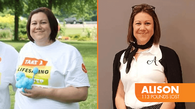 Alison's Story : A Second Chance at Life