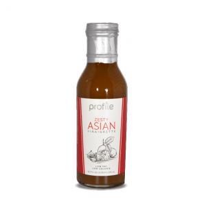 Profile Profile Zesty Asian Vinaigrette