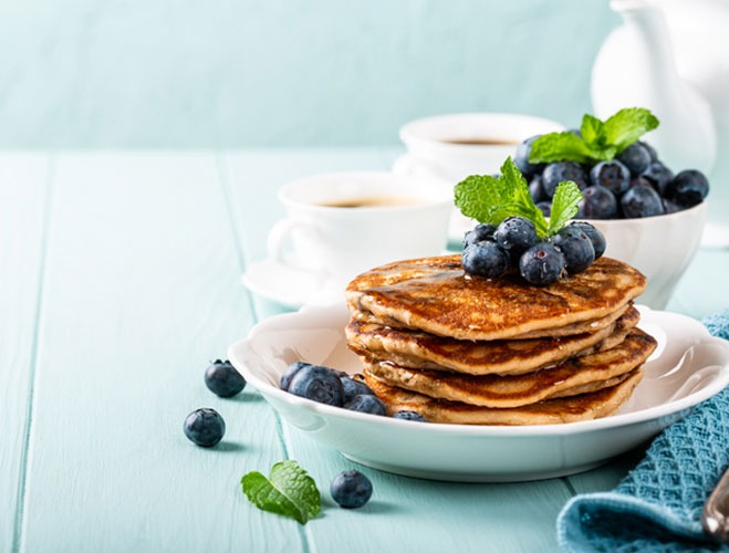 Coffee House Pancakes, Profile-approved Pancakes