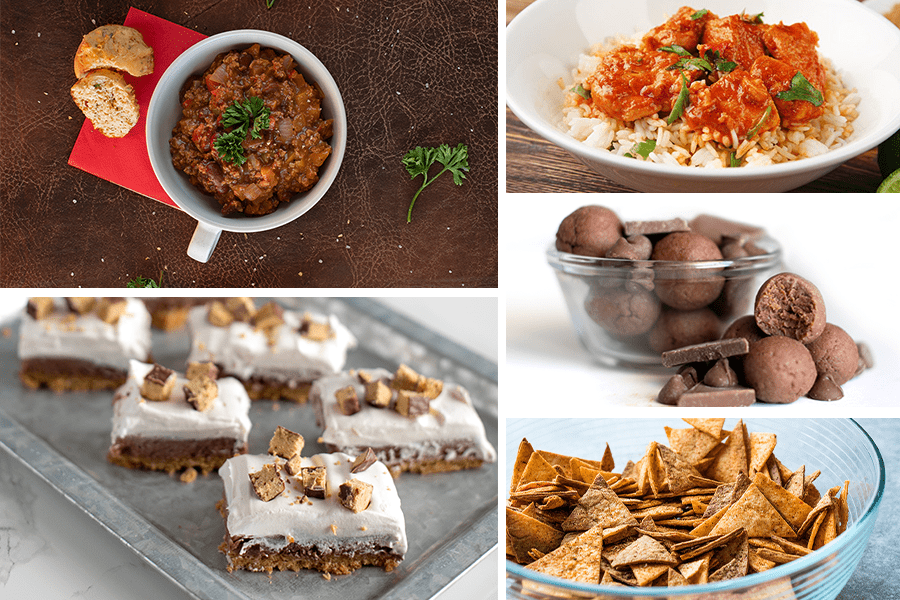 5 Recipes to Curb Your Cravings