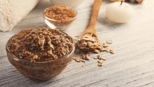 Dark Chocolate Almond Oatmeal