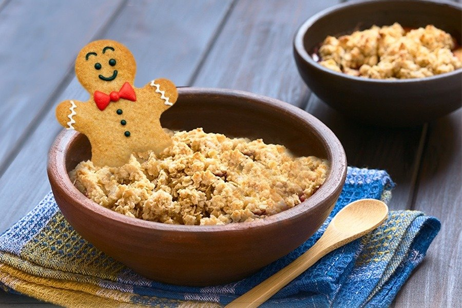 """6 Gingerbread Recipes That'll Have You Saying """"Oh Snap""""!"""