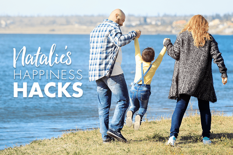 Natalie's Happiness Hack #1: Savoring Moments
