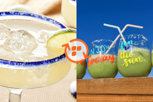 Margarita vs Profile Cucumber Margarita Mocktail