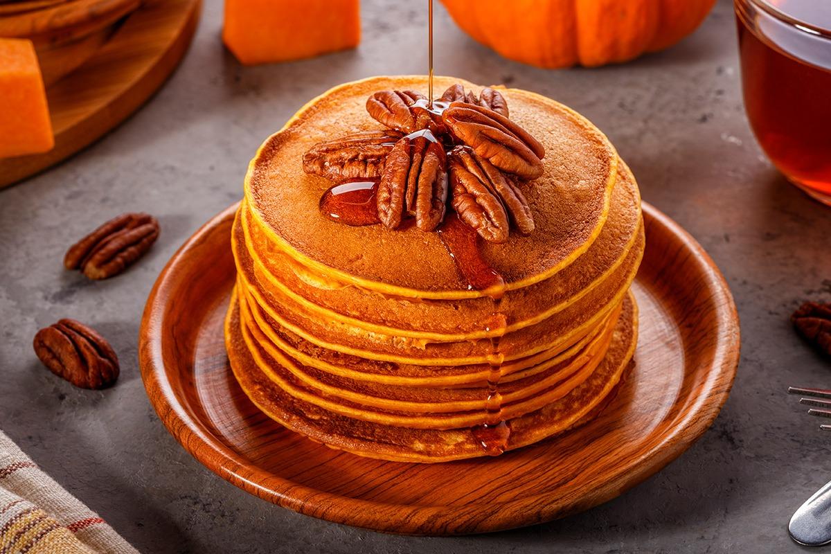 Very Maple Pancakes