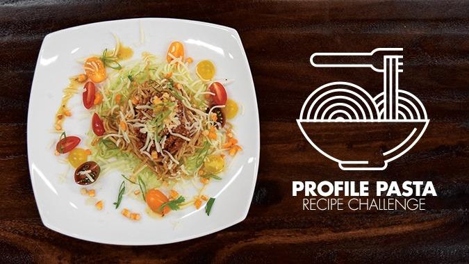 Profile Pasta Challenge - 3rd Place: Profile Taco Pasta