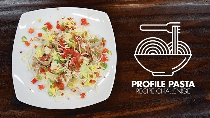 Profile Pasta Challenge - 2nd Place: Profile Pasta BLT Salad