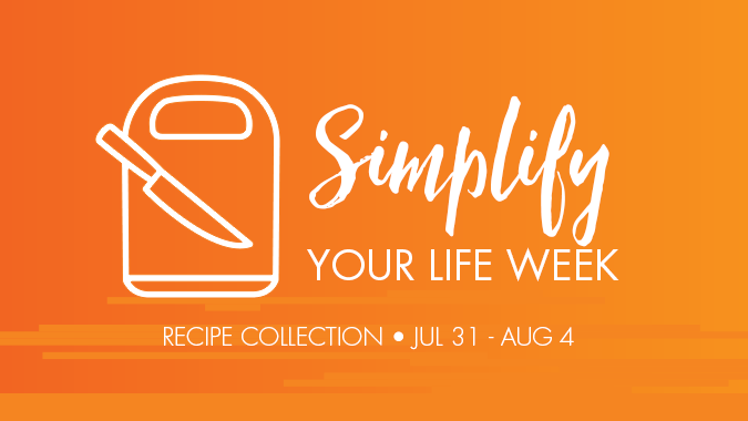 Simplify Your Life Week: Profile Bread