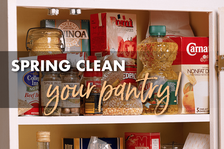 5 Foods to Toss as You Spring Clean Your Pantry for Success