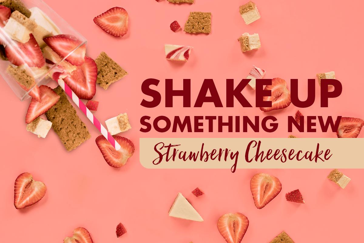 Profile Recipe Box: Strawberry Cheesecake Recipes