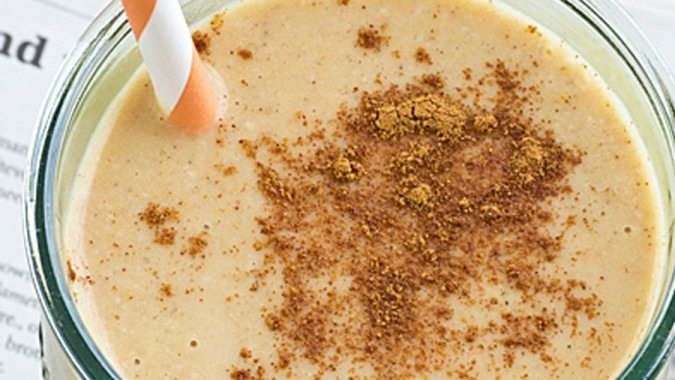 Coffee and Ice Cream Shake.