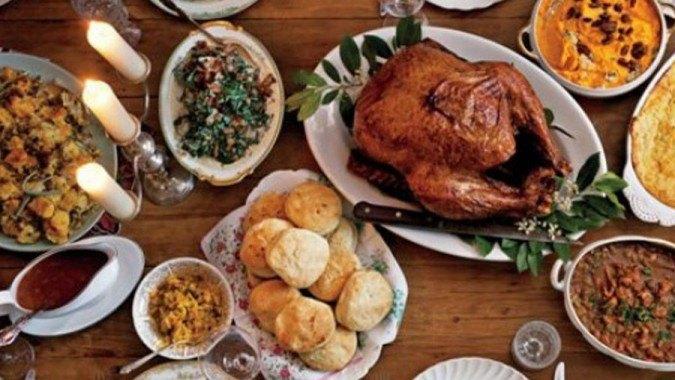 Thanksgiving Dinner Healthy Tips & Tricks