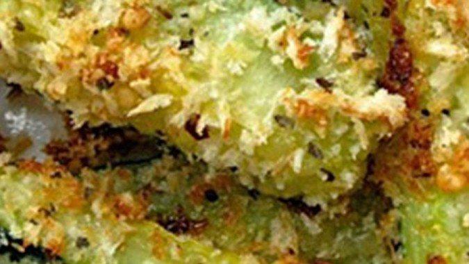 Profile Zucchini Straws
