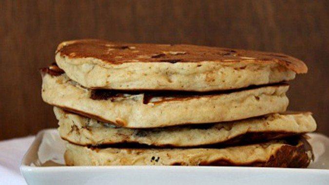Profile Peanut Butter and Chocolate Pancake