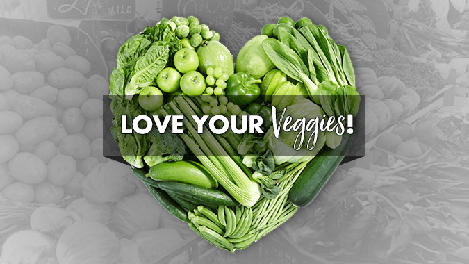 10 Tasty Recipes to Help You Love Your Veggies