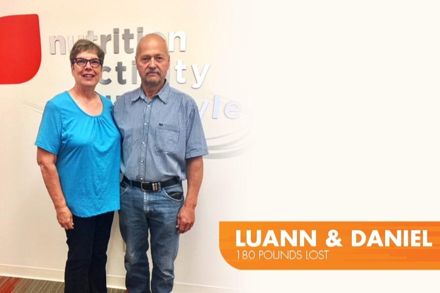 Luann and Dan's Story