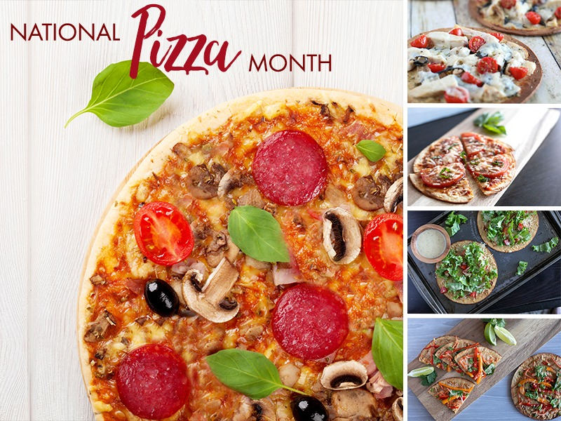 Make National Pizza Month Un-toppable With These 5 Delicious Recipes!
