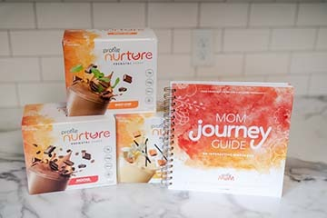Mom and Nurture shakes Profile by Sanford